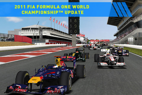 Download F1 2011 GAME™ For iPhone, iPod Touch And iPad From App
