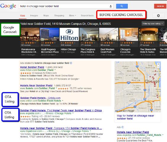 carousel hotel before loca listing google